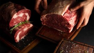 Hur vet man att köttet är fritt från bakterier och andra smittämnen?