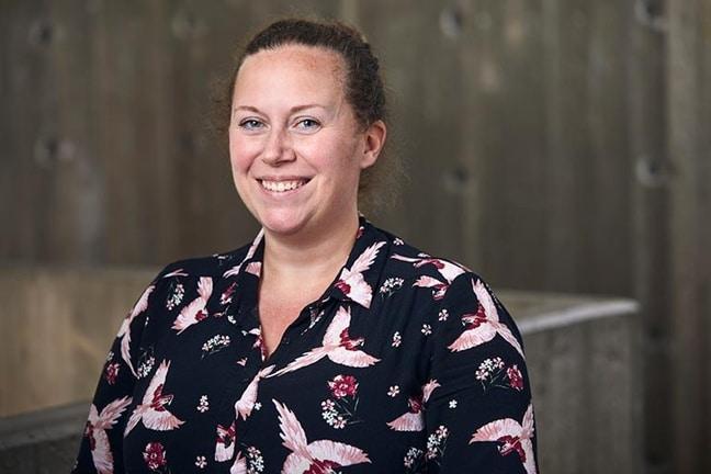Karin Amedé Kommunikationschef Svenskt Kött