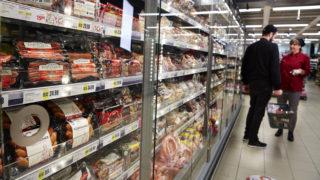 Köttmarknadsutveckling för gris, nöt och lammkött