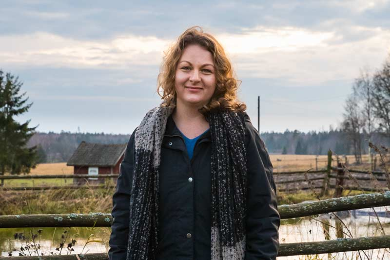 Elina Matsdotter Hållbarhetschef Svenskt Kött