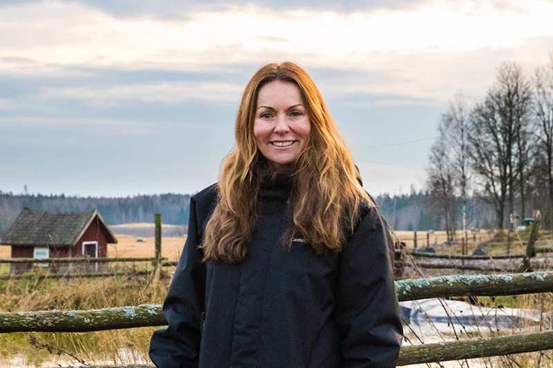 Isabel Moretti VD Svenskt Kött