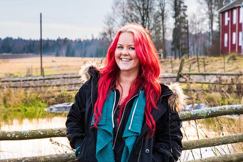 Madeleine Landley Teknisk Chef Svenskt Kött