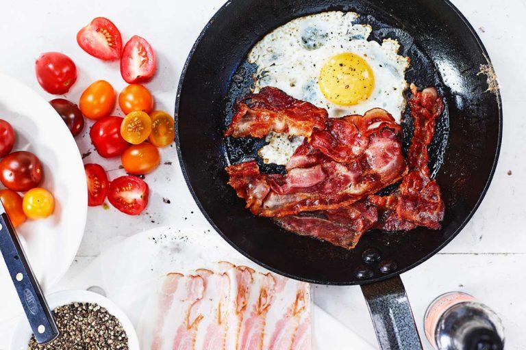 Blir man sjuk eller frisk av kött?