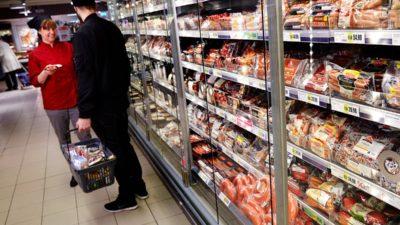 Vad gör vi om maten tar slut i affärerna?