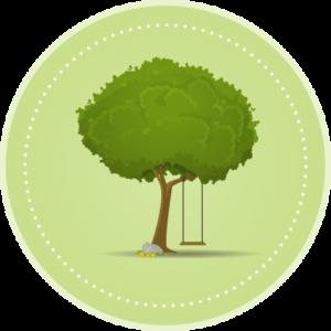 Ikon träd