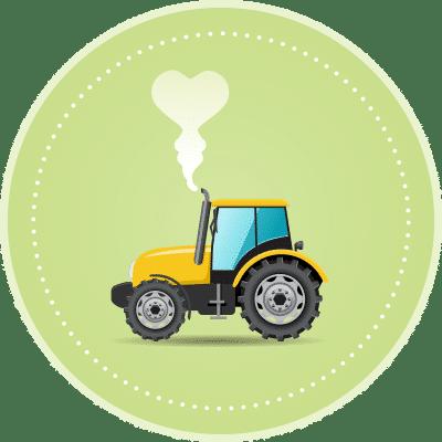 Ikon traktor
