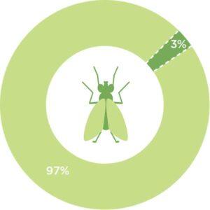 Användning av insektsmedel