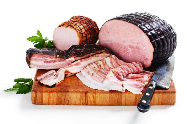 Rökta helköttsprodukter