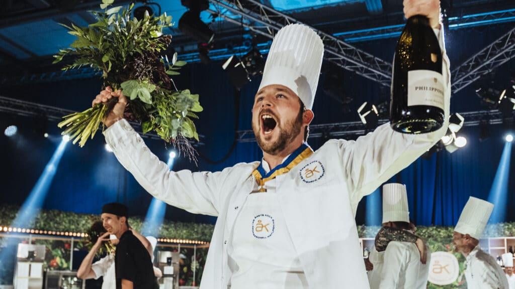 Ludwig Tjörnemo Årets Kock 2020