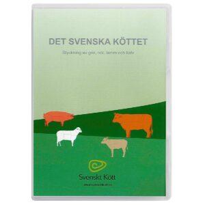Det svenska köttet DVD