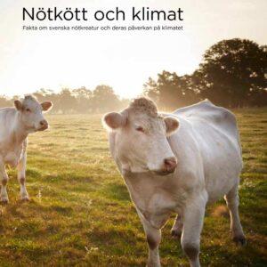 Nötkött och klimat broschyr