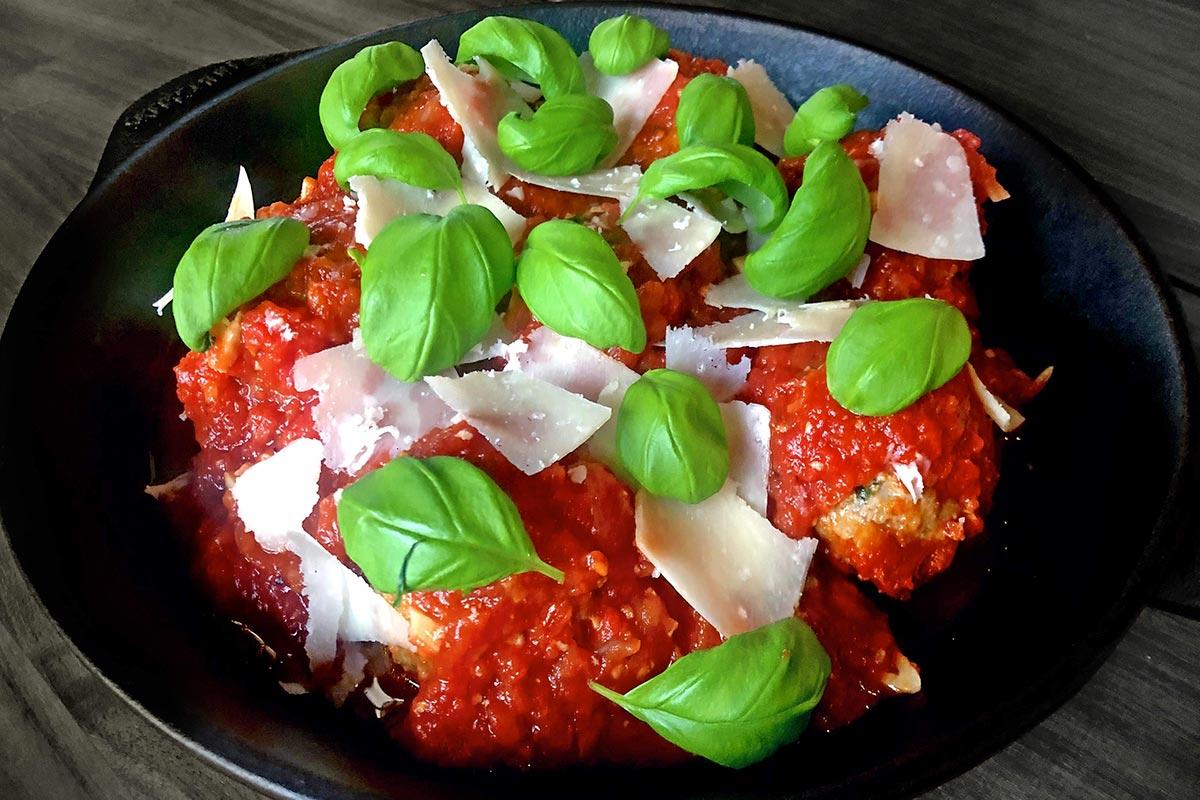 Polpette Pasquale – italienska påskköttbullar