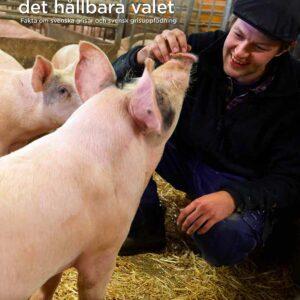 Svenskt griskött – det hållbara valet broschyr