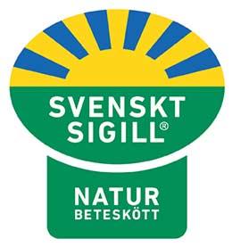 Svenskt Sigill Naturbeteskött