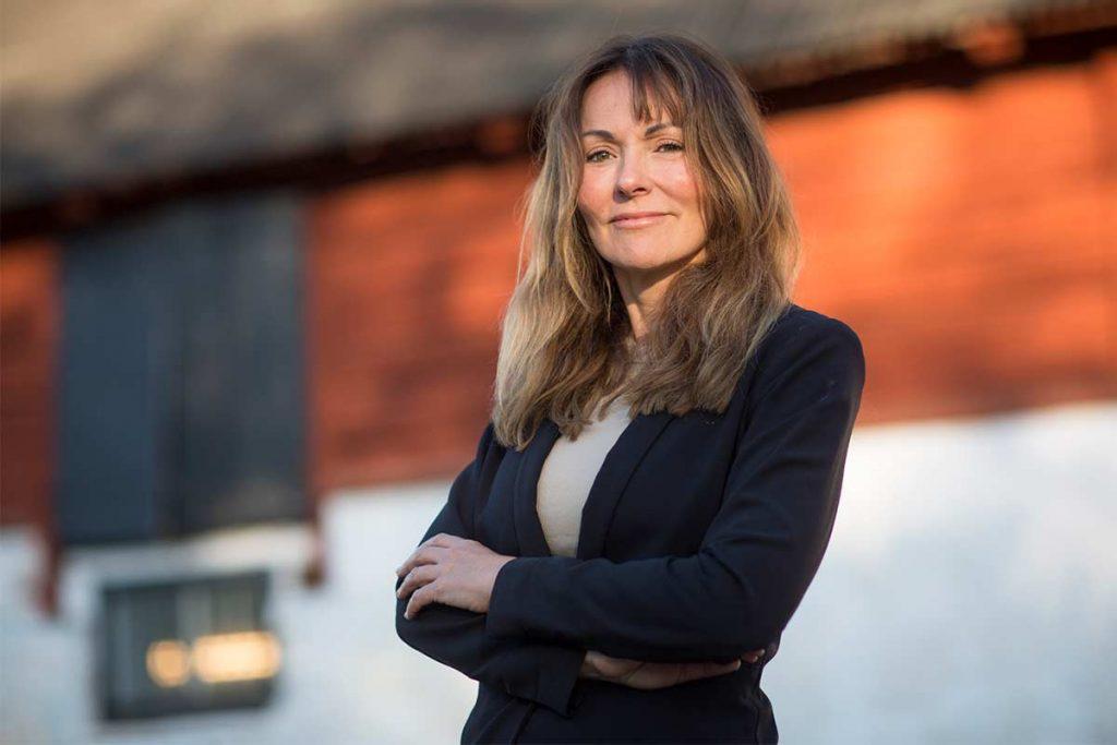 Isabel Moretti Pressbild VD Svenskt Kött