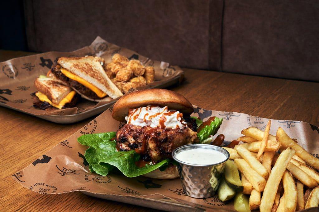 Texas longhorn serverar svenskt kött på sina restauranger
